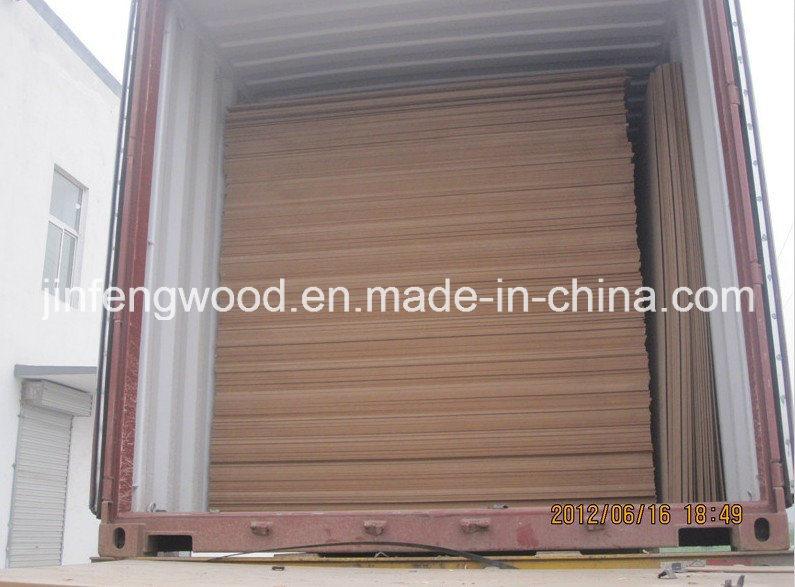 HDF (High density Fiberboard) for Door Decoration (3-7.8mm)