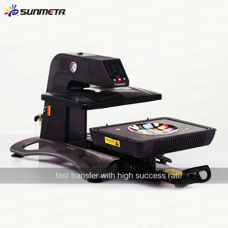 Freesub All in One Full Automatic 3D Sublimation Vacuum Heat Press Machine St-420