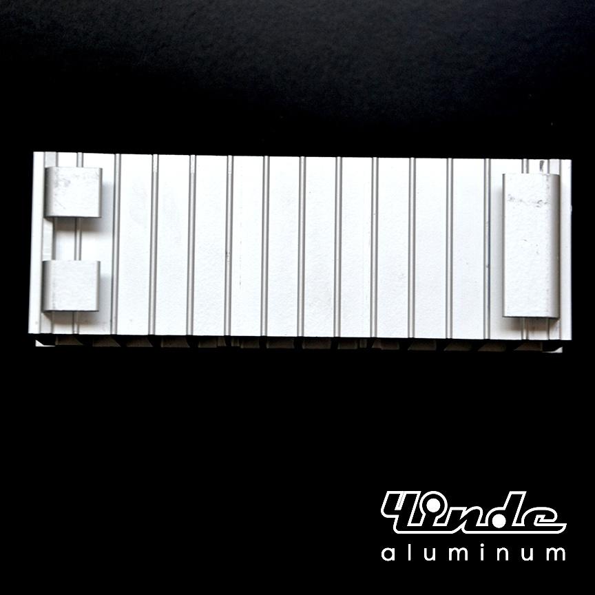 High Quality Aluminium Heat Sink for Radiator