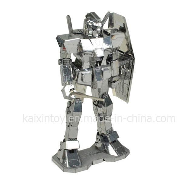 Educationl DIY Toys 3D Metal Puzzle (10251723)