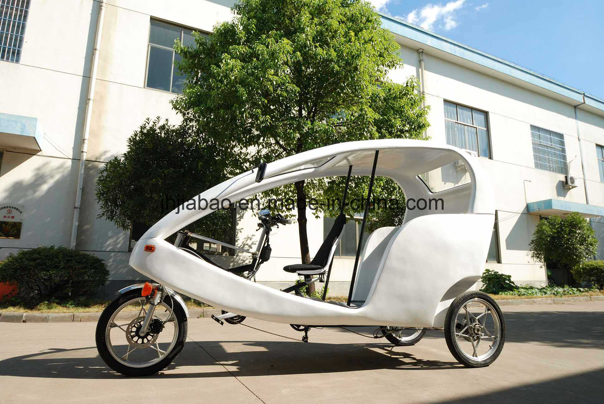 German Design Velo Taxi Electric Pedicab 48V (300K-06)