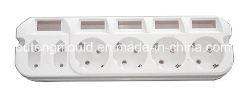 Extension Socket PC Plastic Mould High Quality