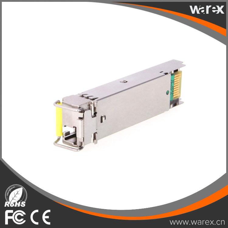 GLC-BX-D-80 - 1000Base BX-D LC, 80 Km, TX: 1550 nm, RX: 1490 nm SFP transceiver. 100% Cisco compatible.