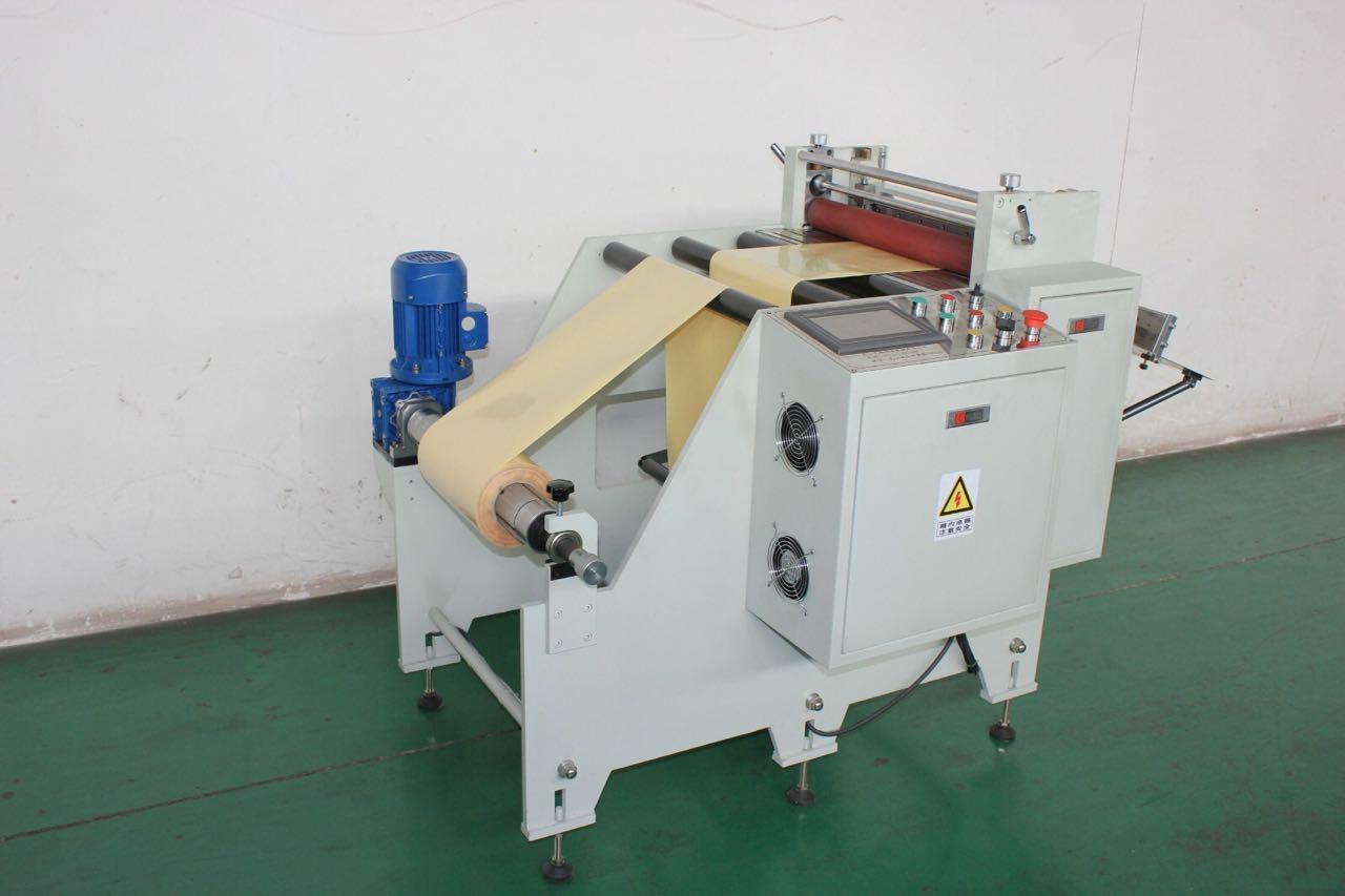 PE Coated Paper Roll Cutting Machine (DP-360)