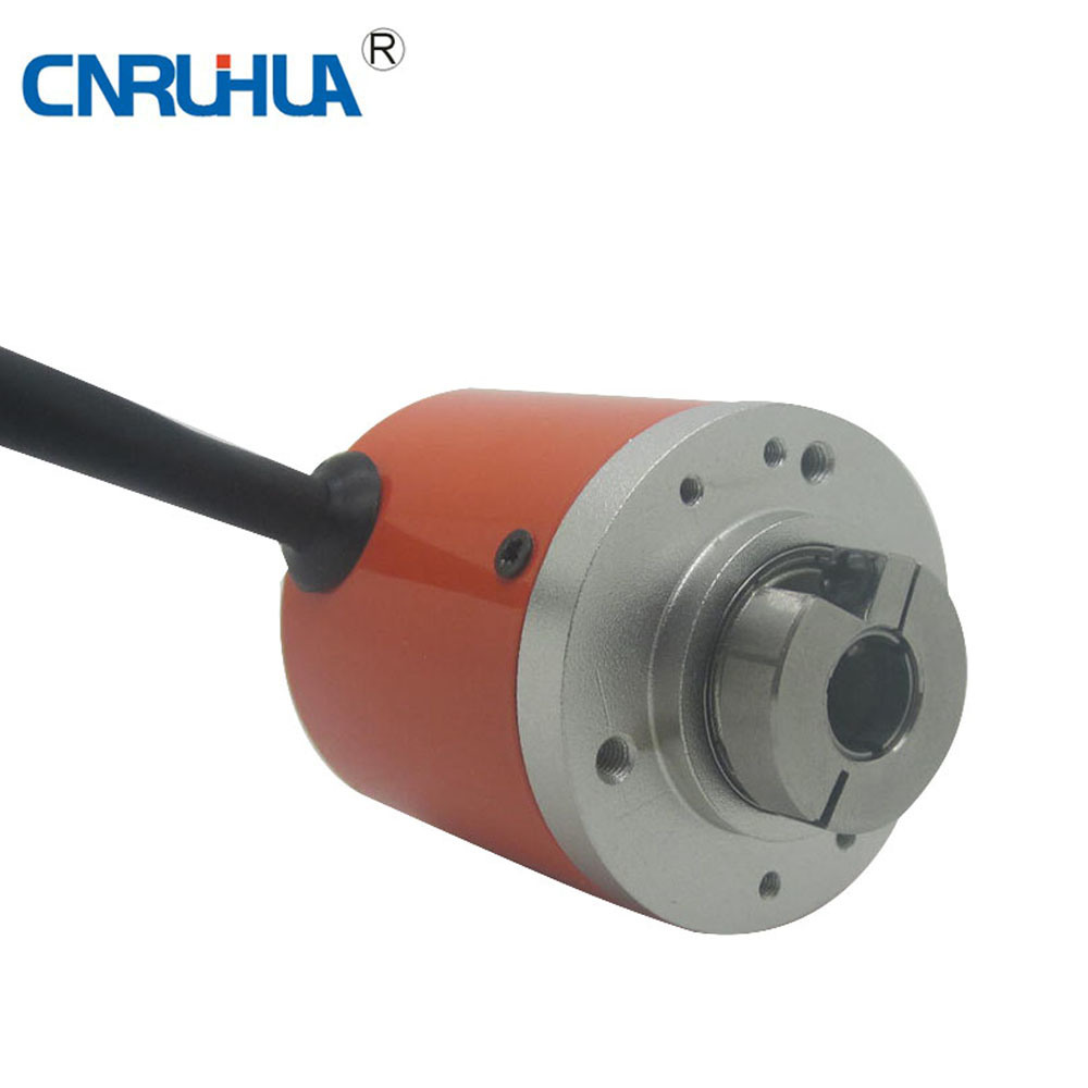 Bica Absolute Sealed Hollow Shaft Encoder