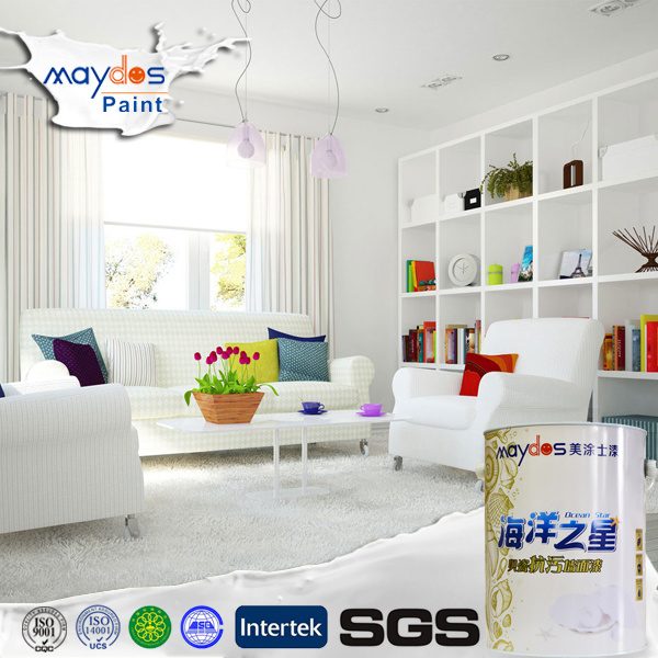Maydos Shell Porcelain Anti-Stain Interior Wall Paint