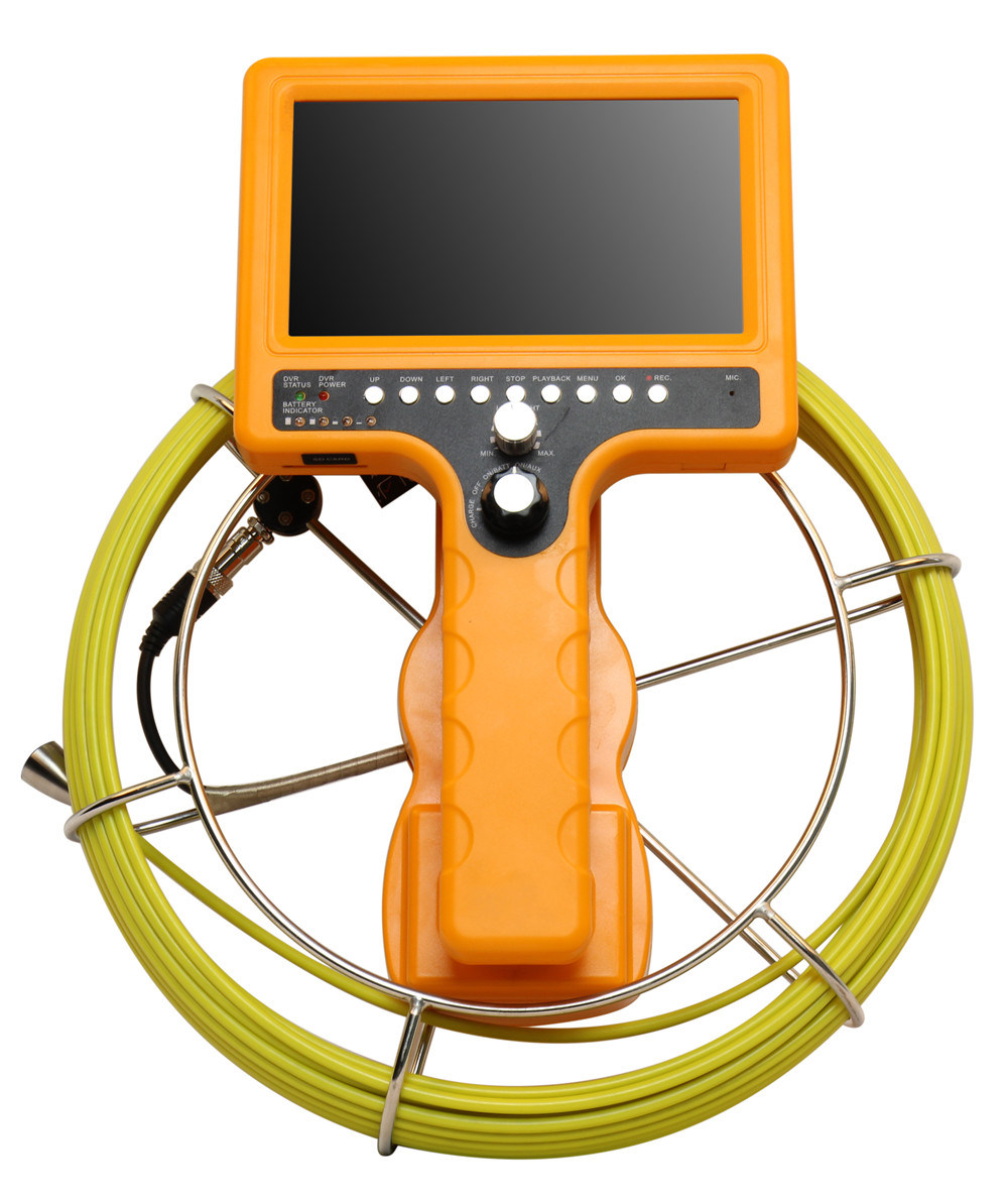 Industrial Borescope, Endoscope, Boroscope with DVR Function