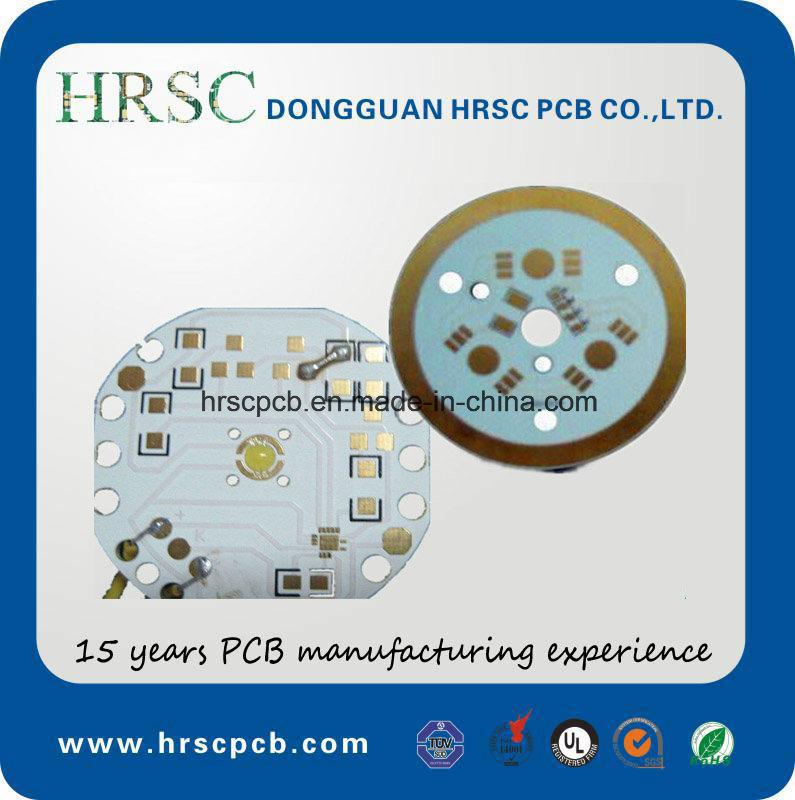 LED Lighting Aluminium PCB Maker PCBA Manufacturer