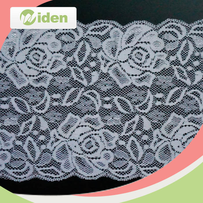 French Lace Trimming Elastic Lace for Underwear