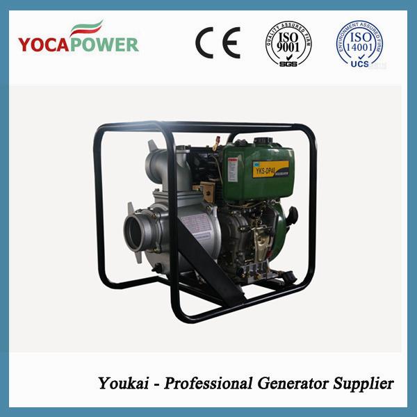 4 Inch Portable Diesel Engine Water Pump