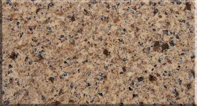 China Manufacture Artificial Quartz Stone for Kitchen Countertop & Vanity Top_Owy504