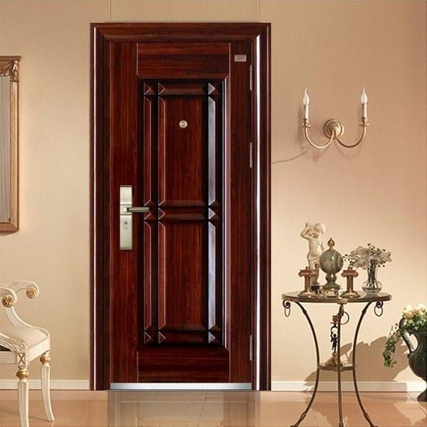 Popular Nigeria Steel Door