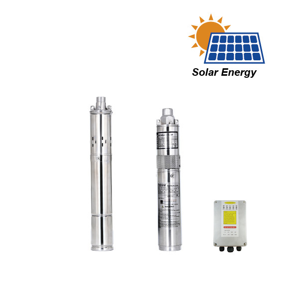 DC Solar Water Pump for Deep Well/ Irrigation/Agriculture