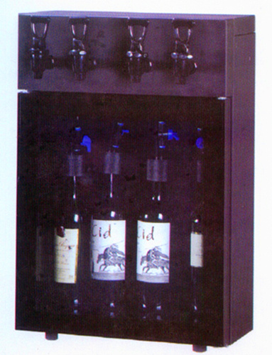 4 Bottles Red Wine Cooler /Wine Cellar/Wine Dispensr/Wine Cabinet (SC-4/C)