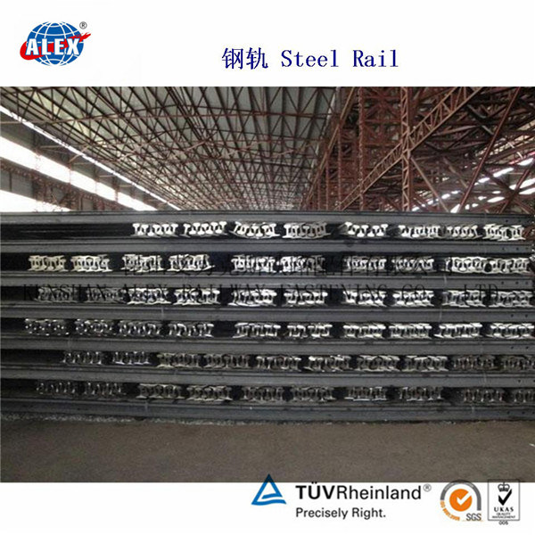 Chinese Standard Heavy Rail Steel Rail (P38KG/P43KG/P50KG/P60KG)