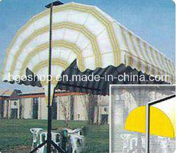 Popular PVC Tarpaulin with Printing Pattern (SGS, OEM, COC)