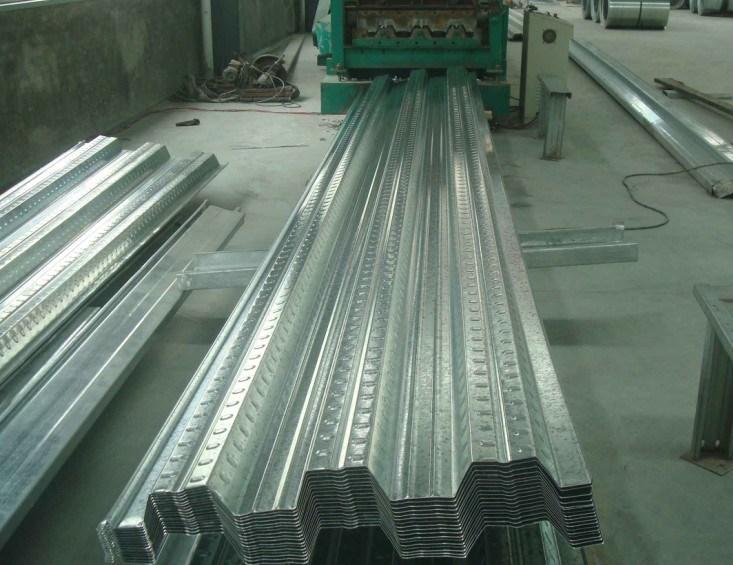 Composite Galvanized Steel Decking Sheet