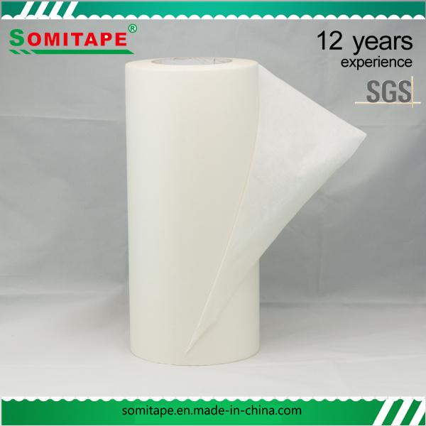 Sh363b Medium Adhesive Transfer Tape/Vinyl Film for Transfering Adverting Signs Somitape