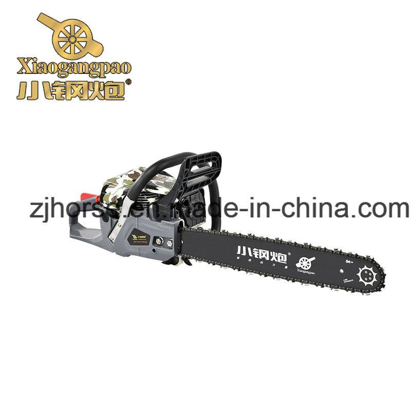 Ce GS Easy Start 58cc Gasoline Chain Saw (LJ-58CC)