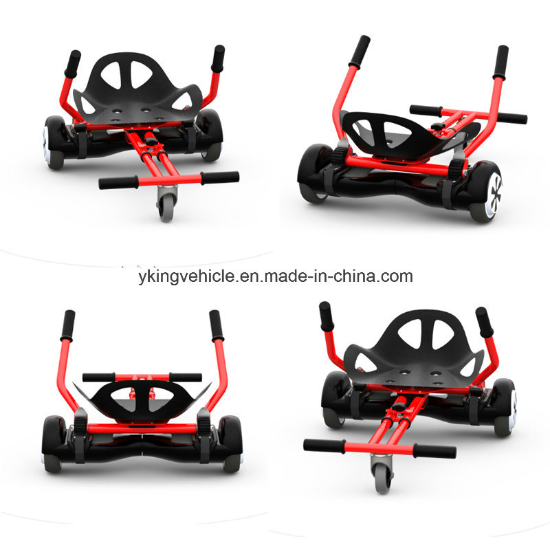 2016 New Arrival Wholesale Hover Kart Hoverboard Bracket for Two Wheel Electric Balance Scooter