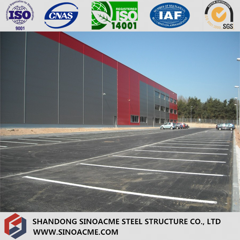 Light Steel Structure for Workshops