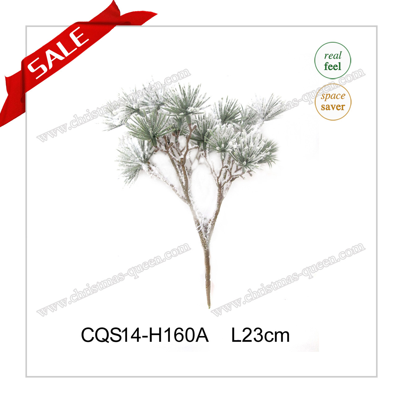 Best Sale Wedding Holiday Artificial Plastic Decoration Christmas Decor of H135cm