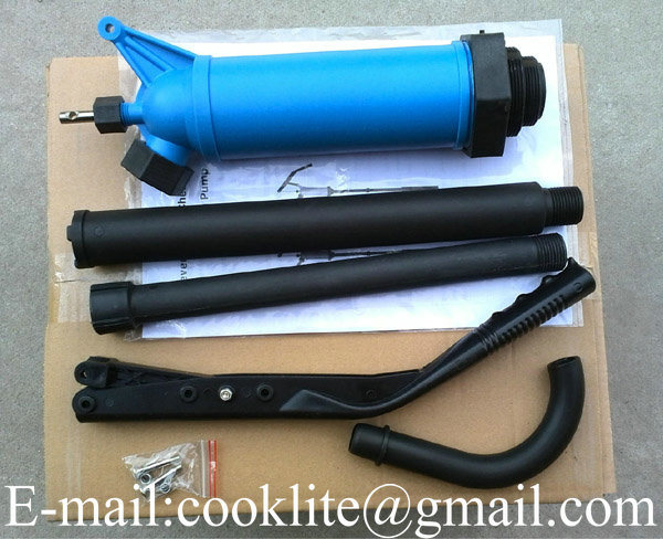 Lever Drum Pump / Barrel Pump / Plastic Pump - P490 22mm 18L/Min