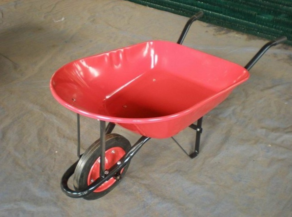 Wheelbarrow (Wb7400.)