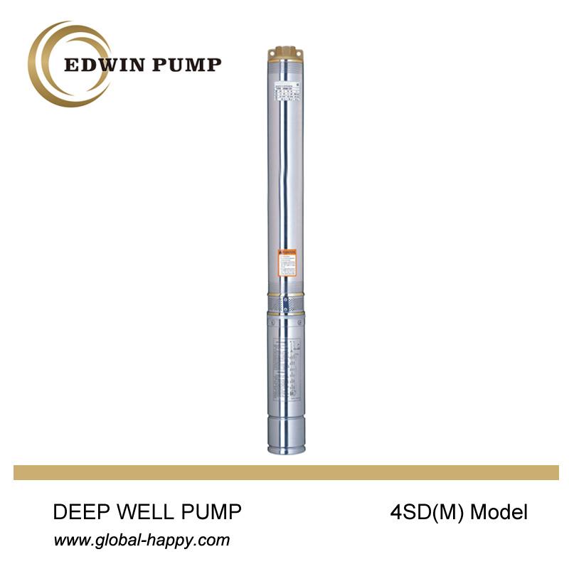 4sdm10 Submersible Deep Well Pump