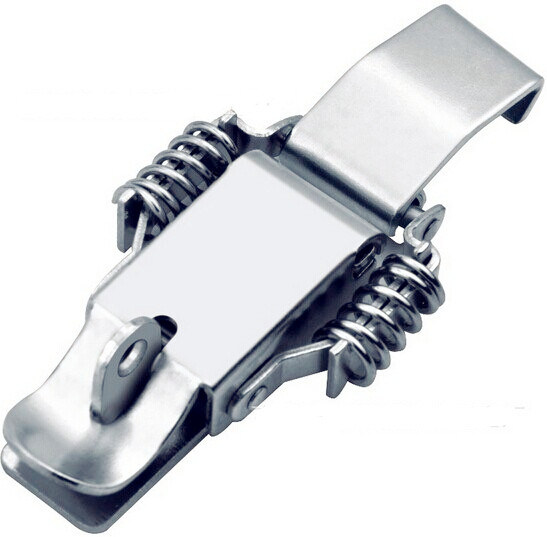Iron Spring Toggle Latch Hasp