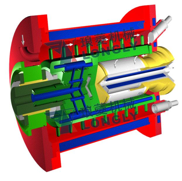NT -V150 Pin Type Horizontal Nano Bead Mill