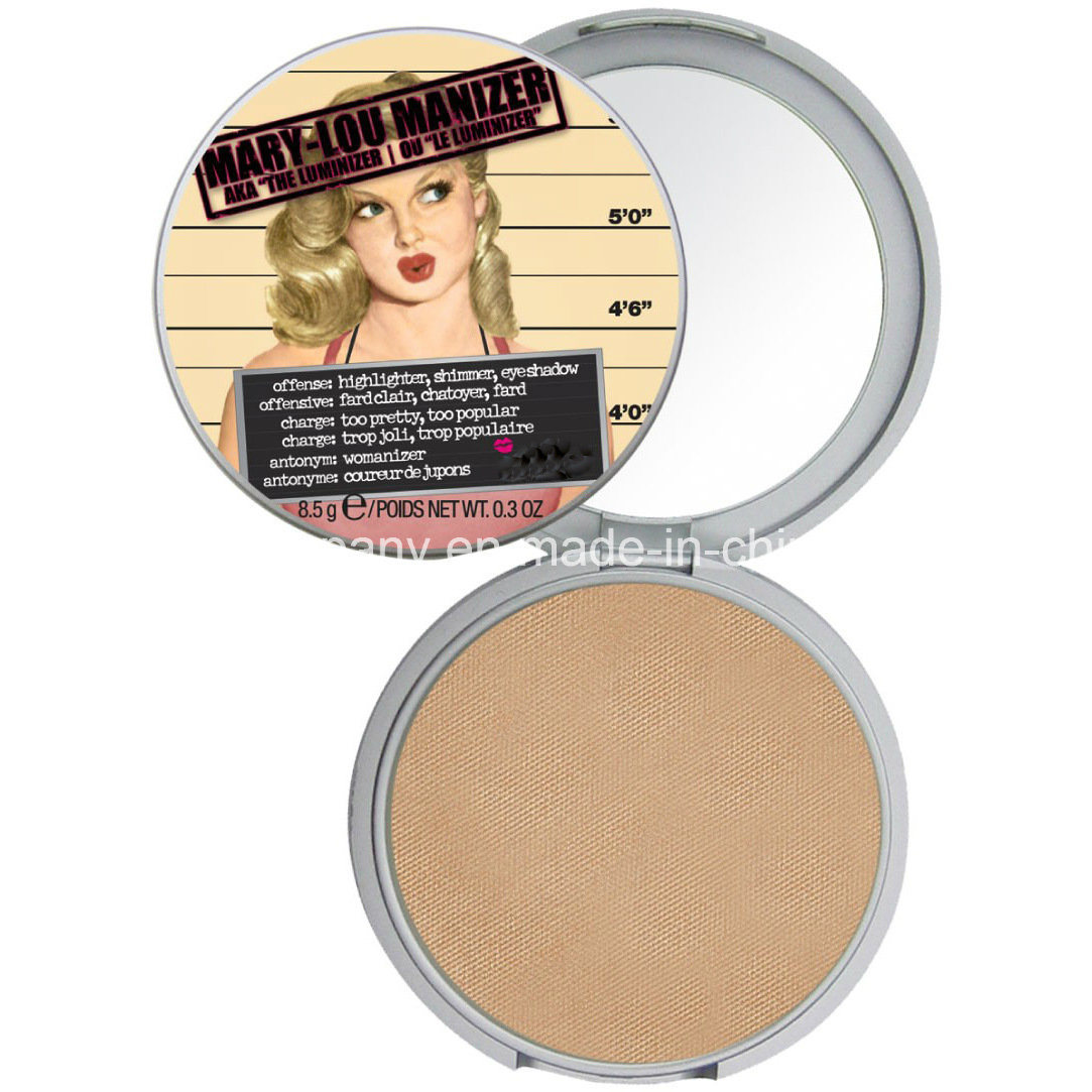 2015 Hot Sale The Balm Cosmetics Mary Lou Manizer, Cindy Lou Manizer, Betty Lou Manizer Highlighter Pressed Powder