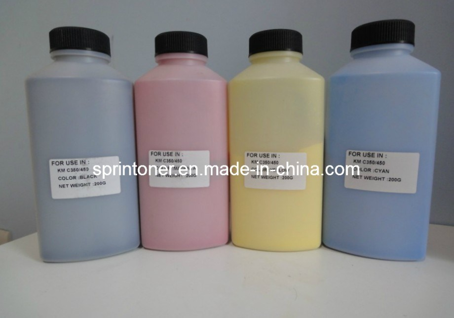 Color Toner Powder for Konica Minolta C451/550/552/650/652