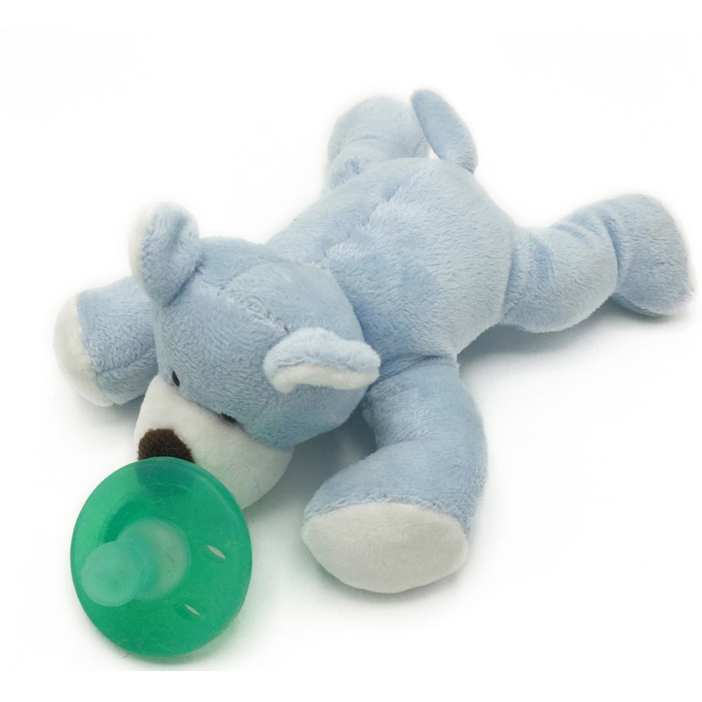 Plush Toy Bear Pacifier Stuffed Animals