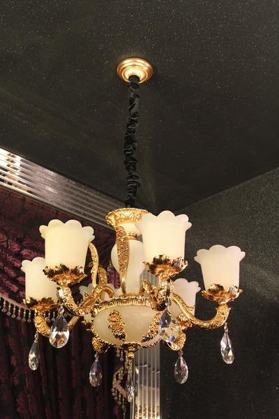 Phine pH-0856 Modern Pendant Lighting with Swarovski Crystal Decoration Fixture Lamp Chandelier Light