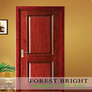 Classic Home Design Door, Raised Molding Veneered Doors and Window