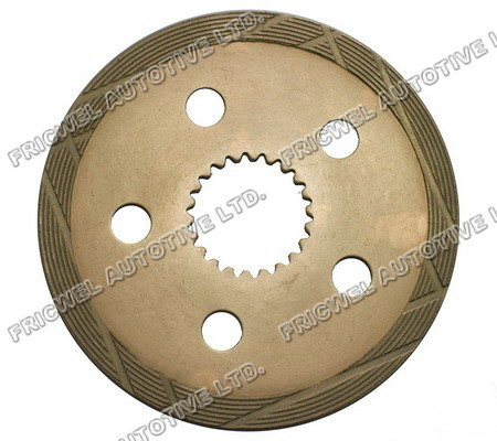 Friction Disc (C5NN2A097B) for Ford Tractor, Copper Friction Plate