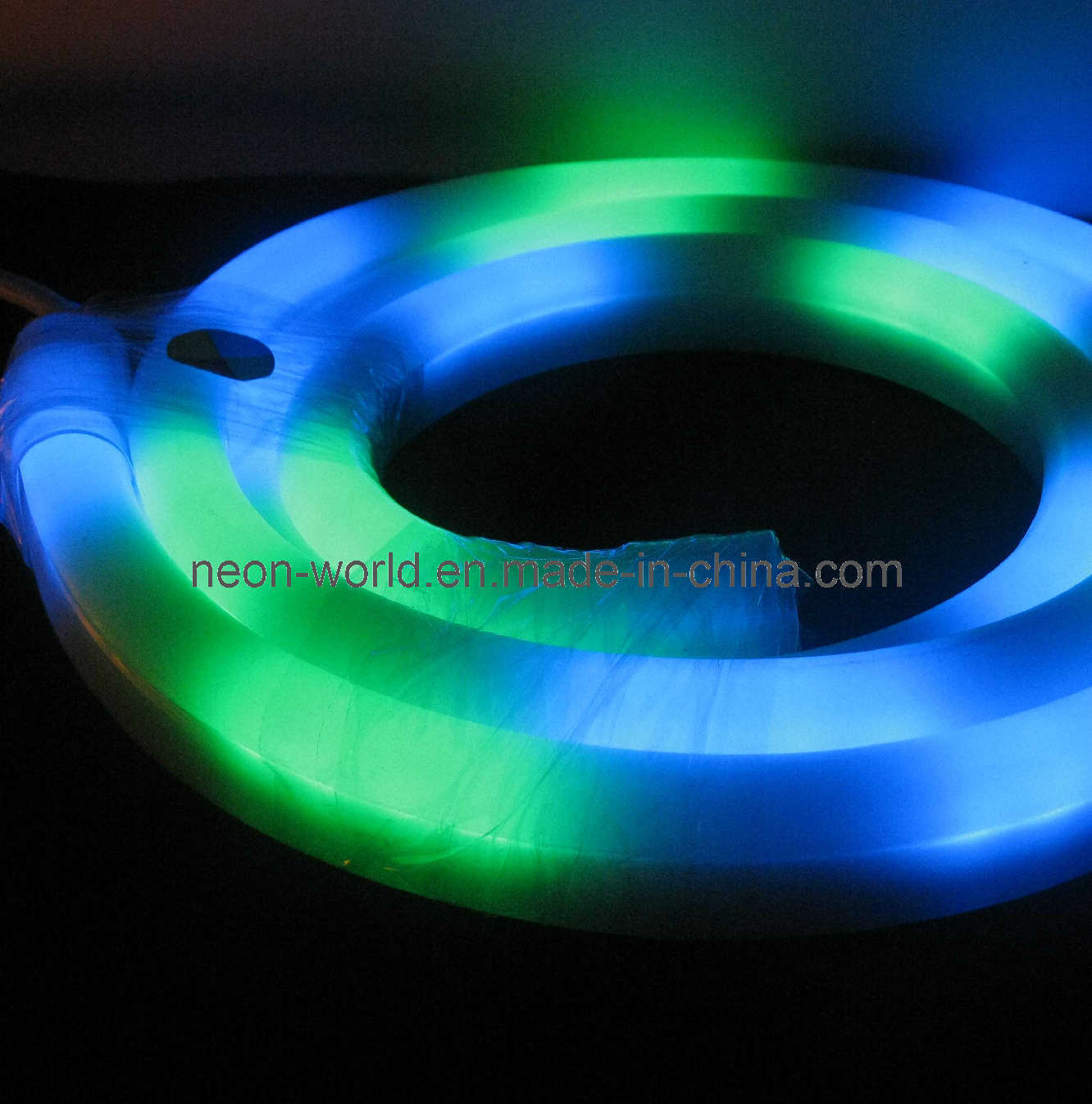 220v led neon flex 80 leds m milky jacket rgyb china led neon flex 80 leds m neon flex. Black Bedroom Furniture Sets. Home Design Ideas