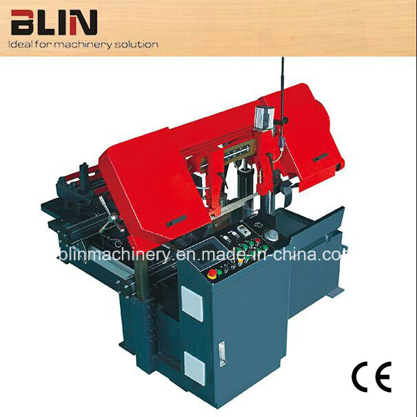 Horizontal CNC Full Automatic Band Saw (BL-HDS-J28NA/30NA/40N/50N)