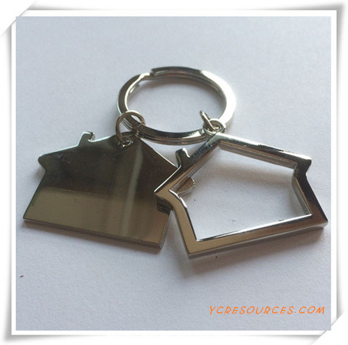 2015 Custom Promotional Gift Metal Souvenir Keychain (PG03099)