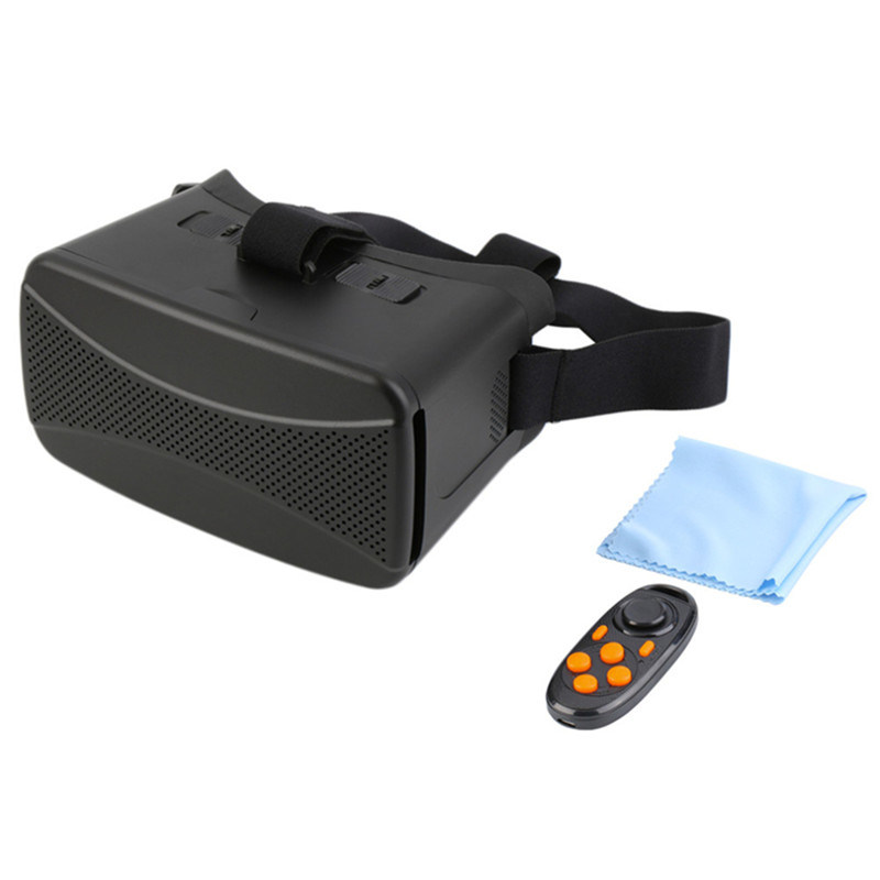2016 Manufacturer Directly Sales Virtual Reality Glasses Google Cardboard 3D Vr Box 2.0 with Vr 2ND Generation Headset
