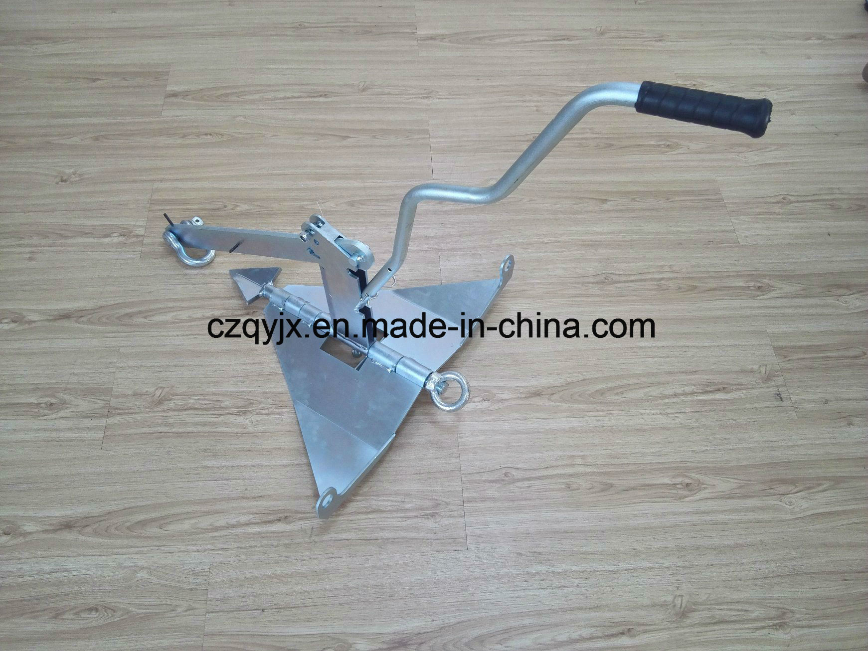 Portable Offroad Ground Anchor Recovery