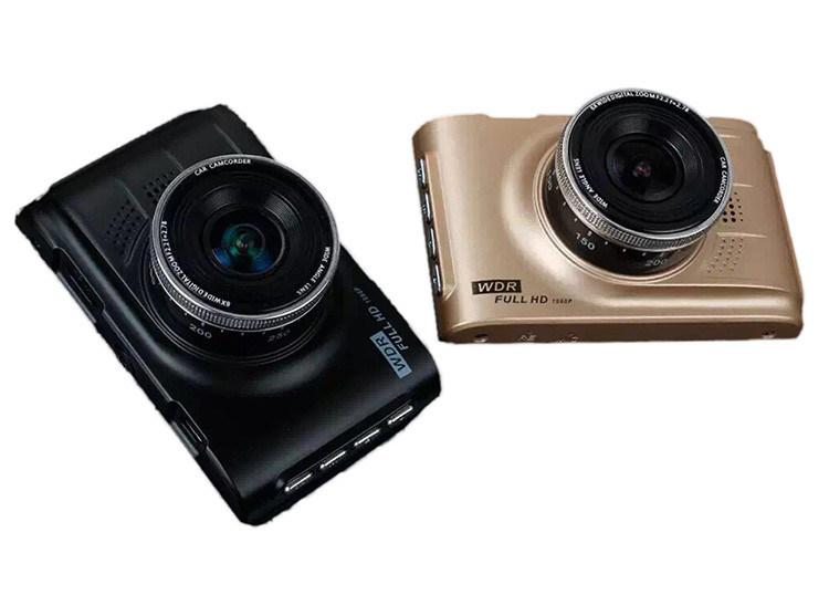 Full HD1080p Video Car DVR Camera G-Sensor Loop Recording Car Dash Camera