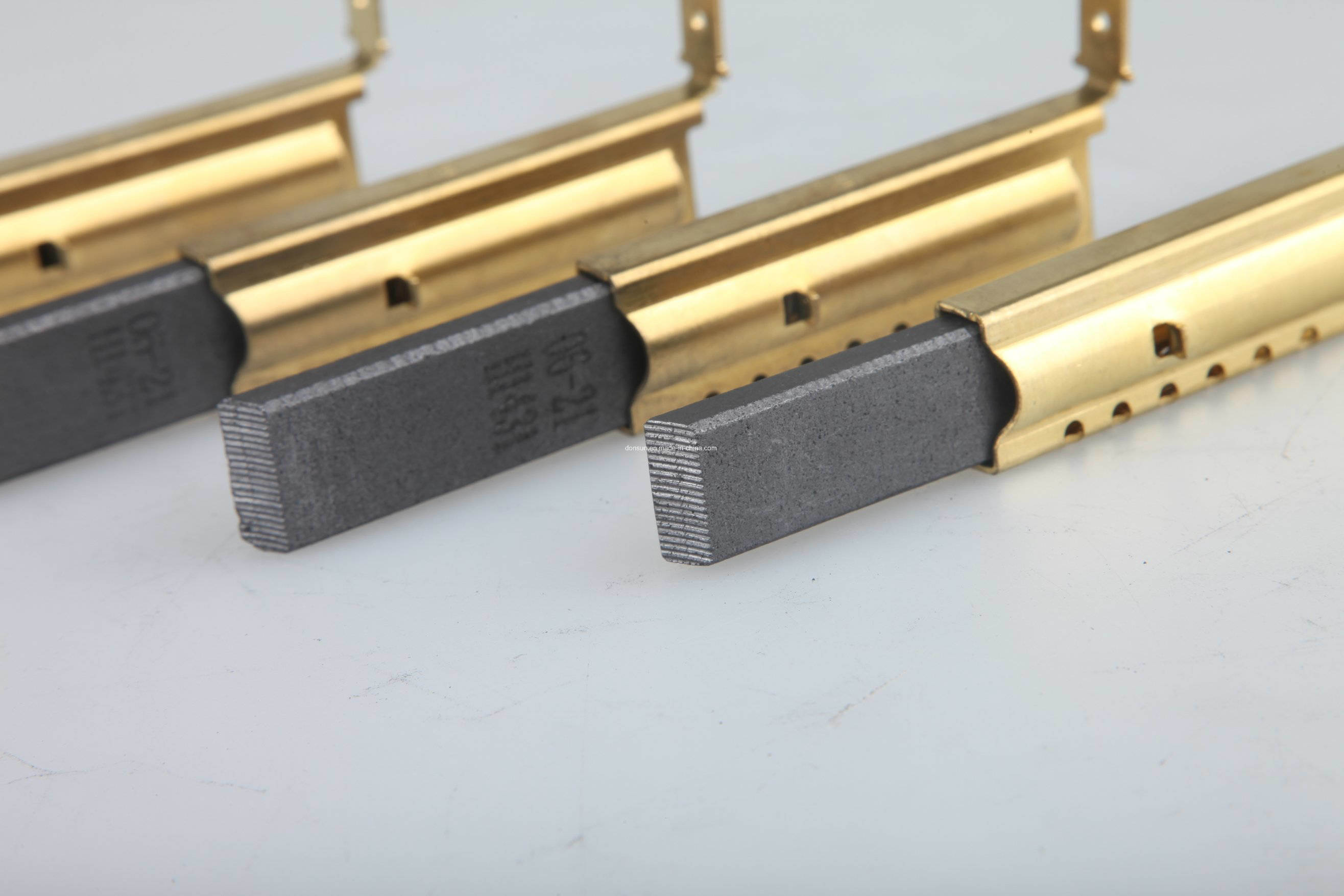 Carbon Brushes for Washing Machine Motor