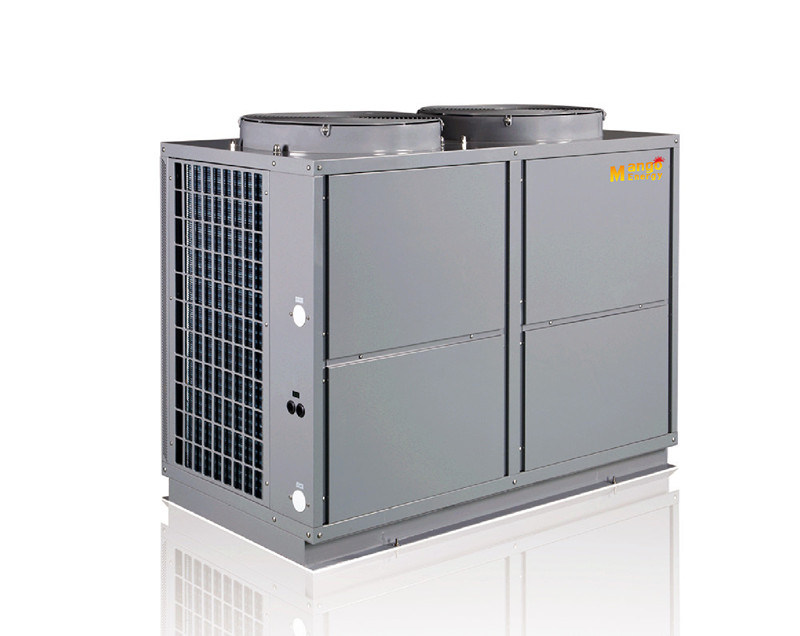 Evi Heat Pump Air to Water Water Heater Low Temperature Area Evi Air to Water Heat Pump