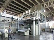 Ssmms Non Woven Fabric Making Production Line 1600mm