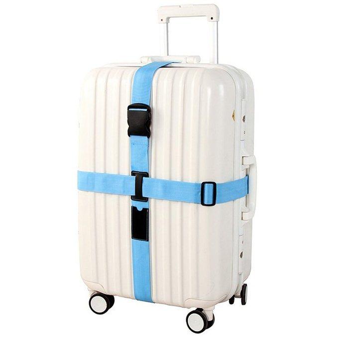 Wholesale Customised Fashion Luggage Belt Strap for Travel