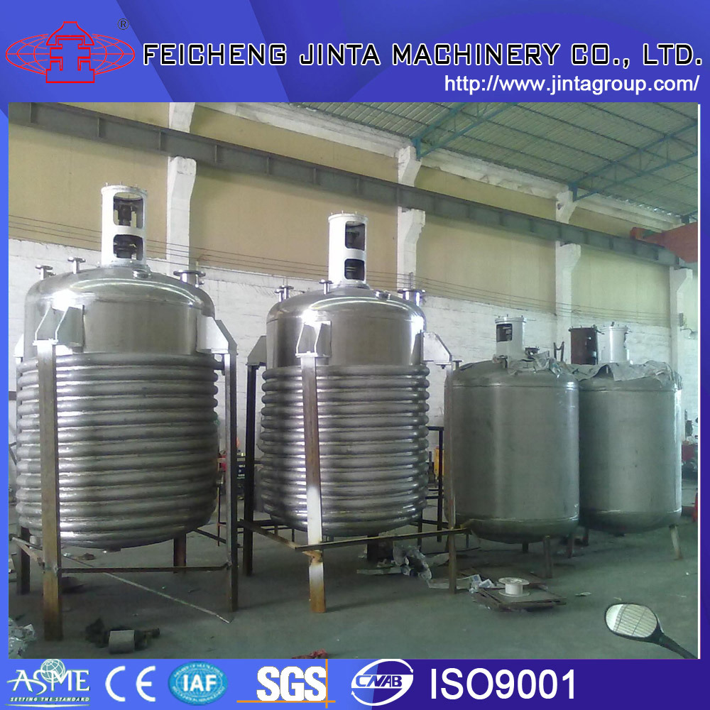 100L Stainless Steel Pressure Vessel for Sale