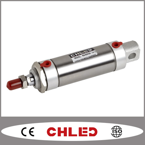 Stainless Steel Mini Pneumatic Cylinder / Mini Air Cylinder (MA / MS Sries)