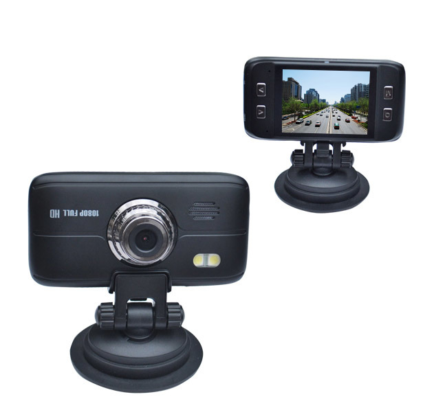 1080P Night Version Car DVR (K2000)